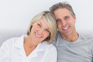 Couple Smiling | Dentist Nutley NJ